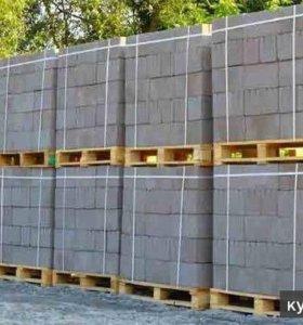 Керамзито-блок стеновой четырехщелевой