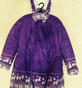 🤰Зимняя куртка 3 в 1 для беременных 🤰