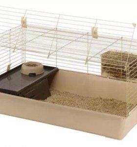 Клетка для кроликов и свинок Rabbit 100
