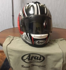Шлем Arai helmet rx-7 GP ece22-05