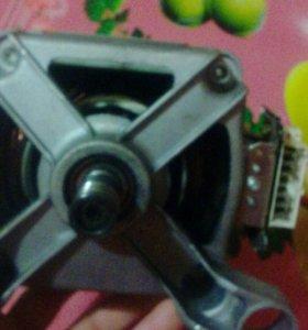 Двигатель от индезит