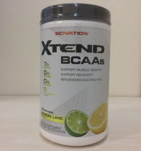 (BCAA) для наращивания мышечной массы 431 г