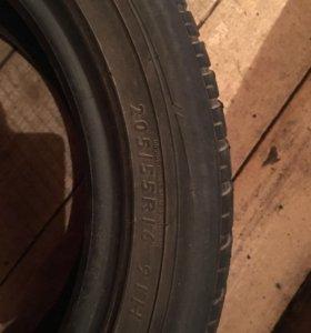 Dunlop winter sport (липучка) 3 шт.
