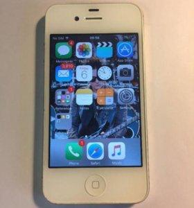 Новый айфон iPhone 4s 16Gb touch