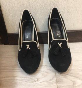 Женские туфли под лоферы