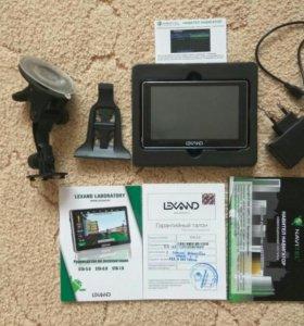 GPS-Навигатор Lexand STA-5.0