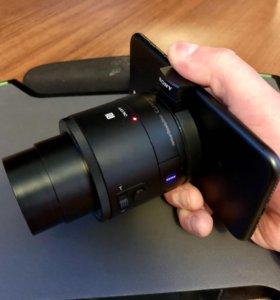 Sony qx-100 для смартфона
