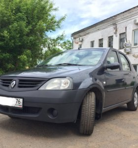 Renault Logan 2008г. 1,6