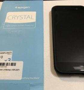 HTC 10 carbon gray