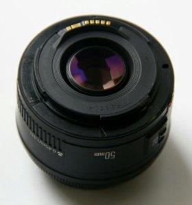 Canon 50mm 1:1,8 ll