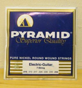 Струны для семиструнной электрогитары Германия
