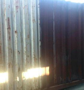 Металл, металло-конструкция, металлический гараж