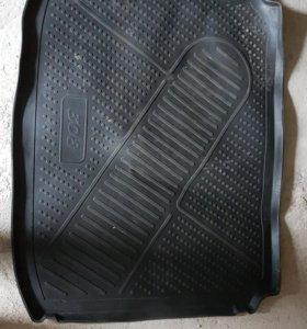 Коврик багажника пежо 308