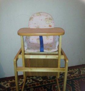 Детский стул ( трансформер)