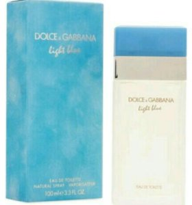 Dolce & Gabbana ( DG ) Light Blue 100мл