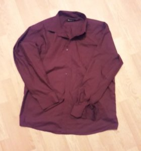 Мужская рубашка 54 размер