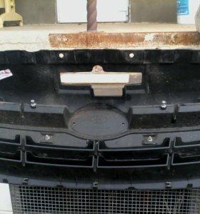 Решетка радиатора лада гранта
