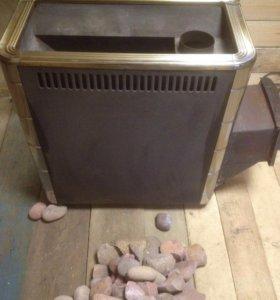 Печь для бани Термофор 75х40 16 м3