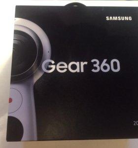 Samsung gear 360(2017 год выпуска)