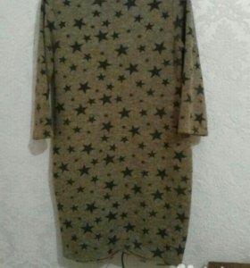 Платье и рубашка туника.