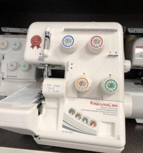 Оверлок для швейной машины MerryLock 004