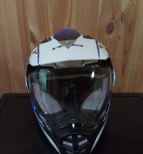 Шлем мотошлем