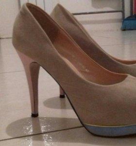 Туфли от Киры Пластининой