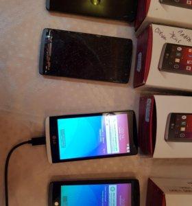 Телефон сотовый LG LEON