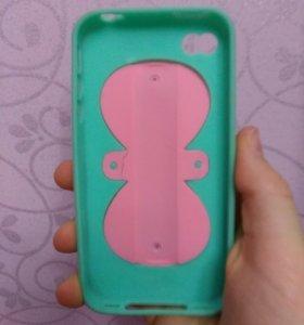 Чехол на телефон (iphone 4,4s)