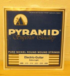 Струны для электрогитары № 8 Германия