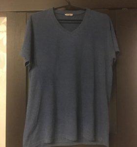 Мужская футболка б/у
