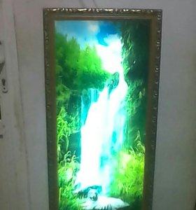Картина с подсветкой