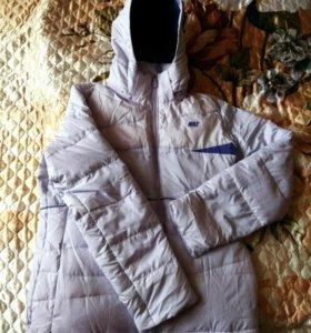 Зимняя женская куртка  Nike