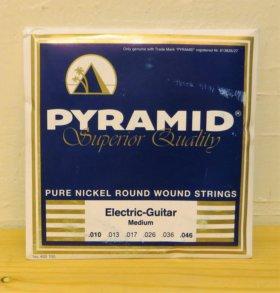 Струны для электрогитары № 10 Германия