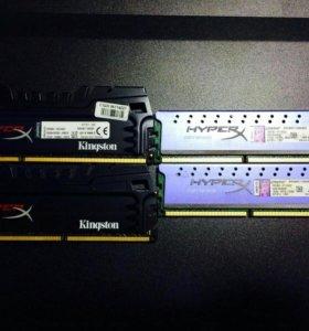 Продам игр.оперу DDR-3 12 GB