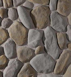"""Форма для камня """"Речной камень"""""""