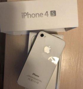 Apple iPhone 4s 16gb оригинал