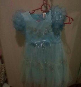 Платье детское срочно.