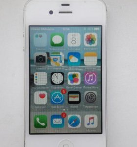iPhone 4s 16г Gold