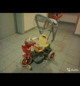 Детский велосипед Рич фэмили