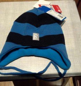 Новая шапка Reima р.46