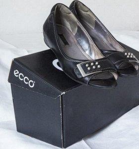 Туфли Ecco, кожаные