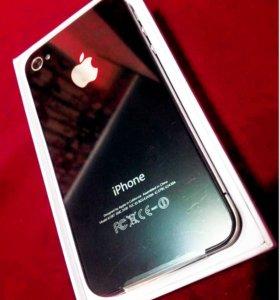 Apple iPhone 4S 16GB black (REF)