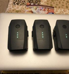 аккумуляторы для DJI Mavic, оригинальные