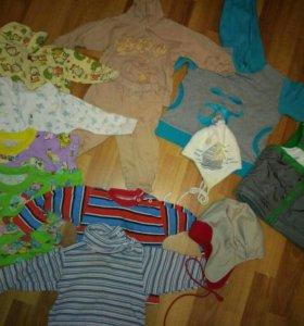 Вещи на малыша