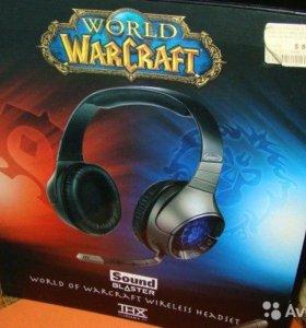 Наушники Creative World of Warcraf