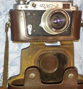 ФЭД-2 фотоаппарат