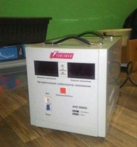 Стабилизатор напряжения Powerman 5000ВА