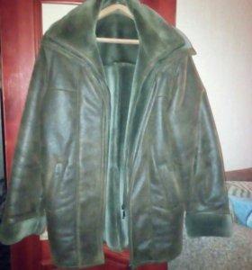 Куртка зимняя размер 48-50 торг уместен