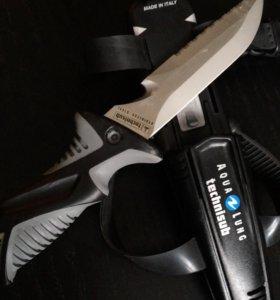 Нож подводная охота